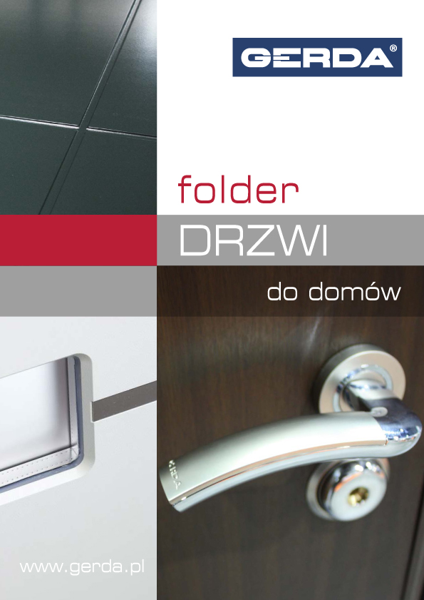 Folder Drzwi Do Domow PL